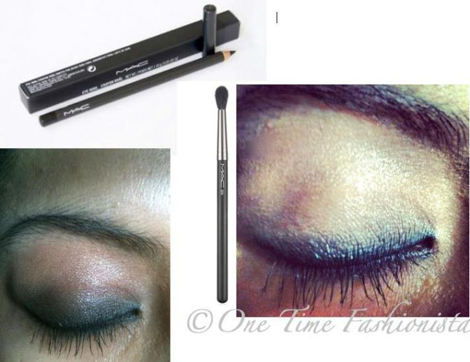5 Minutes On-The-Go Eye Make-up Tip