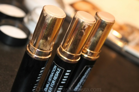 Nude Face-lift Session By Bobbi Brown's Nude Collection