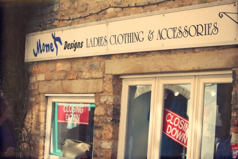 Where you get vintage clothes at unbelievable prices