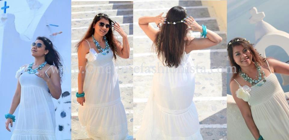 Greek Goddess Fashion Show