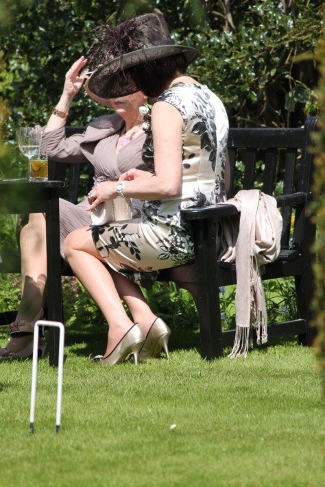 More of royal fashionistas at the wedding