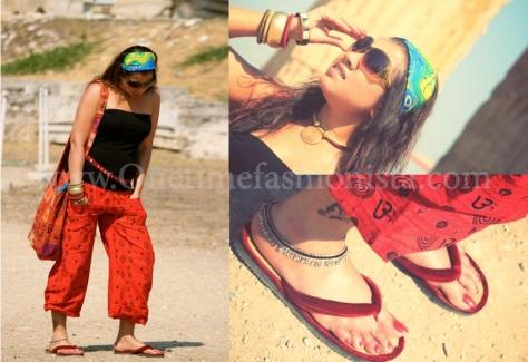 Summer holiday Look: Urban Gypsy