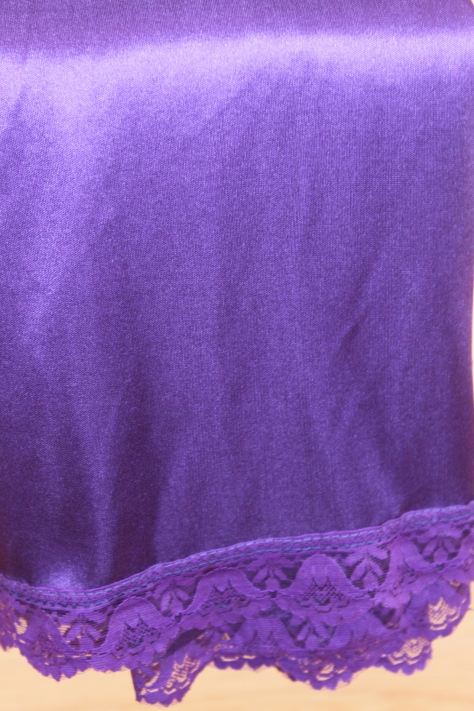 SareeSutra: Two-tone Chiffon with 3D Floral Border