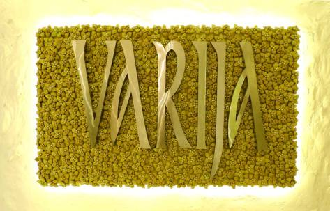 Varija means Lotus in Sanskrit  VARIJA DESIGN STUDIO @ E-4 Defence Colony,Ring Road,New Delhi