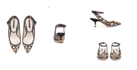 Zara Leopard slingback. Shop here http://www.zara.com/uk/en/woman/shoes/leopard-slingback-c434549p1049692.html