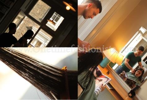 An afternoon at an underground salon Kinnimont-Mind the Hair!