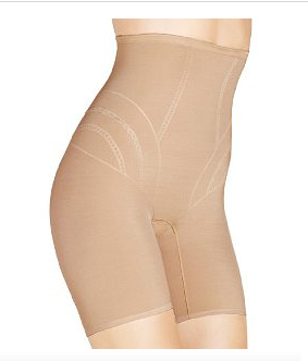Incorporating Magic technology, these Secret Support™ thigh slimmers work with targeted control areas to shape you where you need it most. They gently flatten tummies and smooth your hips and thighs for a flattering, shapely look. They're comfortable, breathable and easy to move in, while a special finish keeps you cool and dry.
