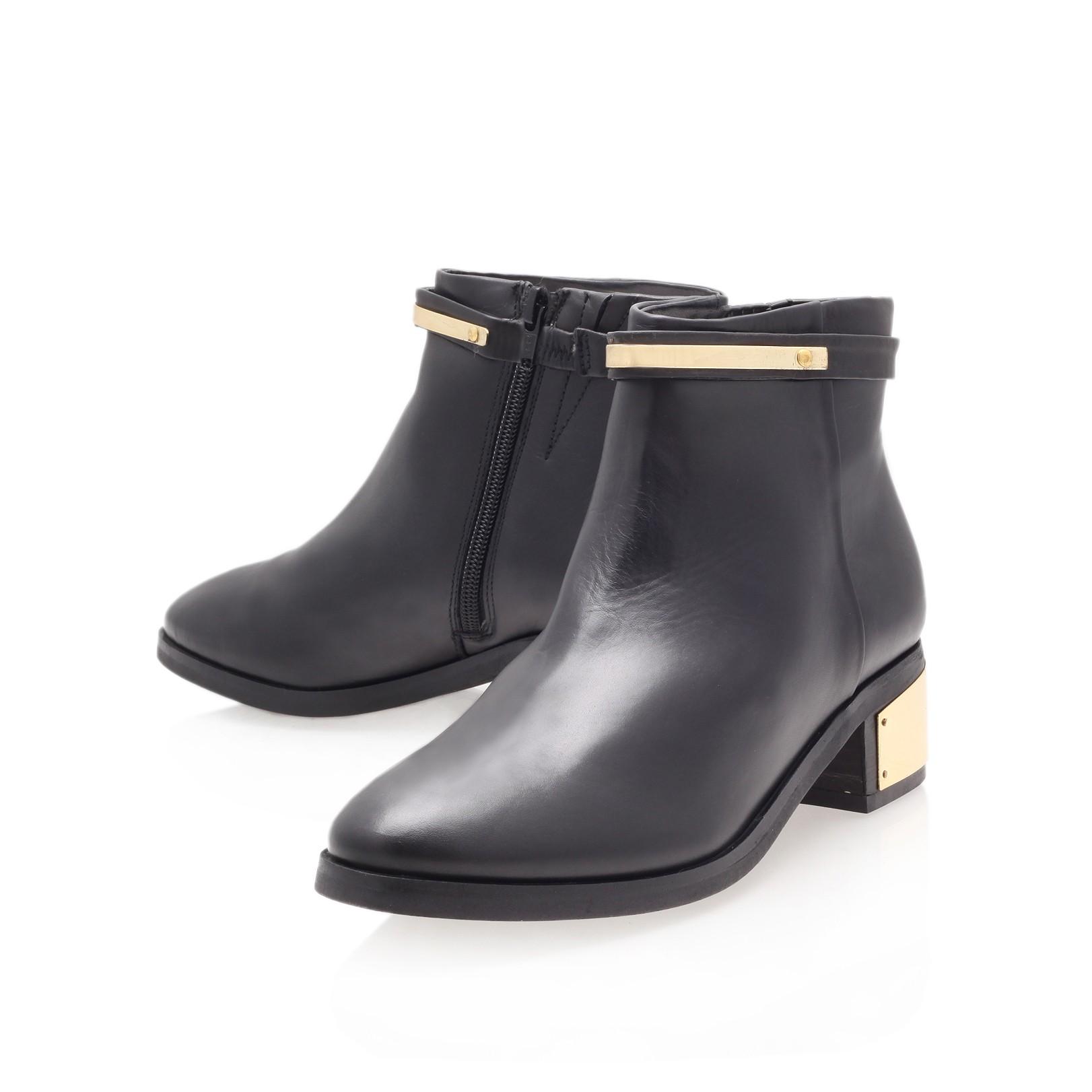 Low Blocky Heel Ankle Strap Gray Womens Shoe
