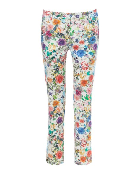 New buy (on SALE): With this pair of ZARA pants, I need no spring flowers;)