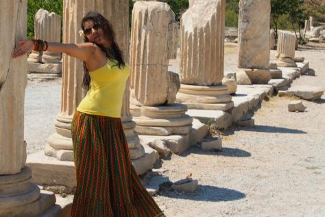 The Chronicle of a Bohemian Skirt