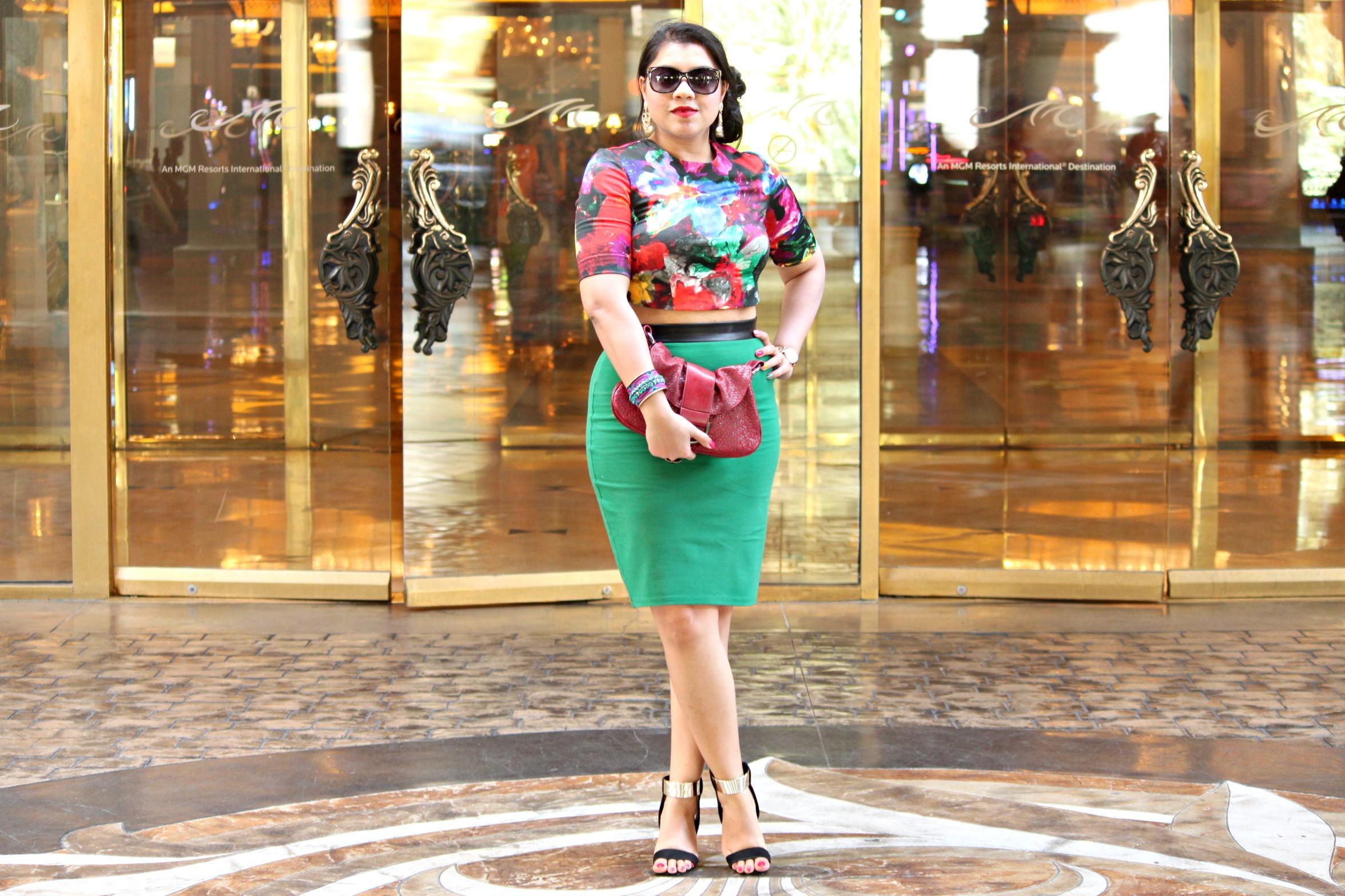 Desi Perkins Fashion Blog