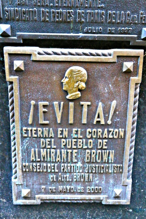 María Eva Duarte de Perón was the second wife of Argentine President Juan Perón and served as the First Lady of Argentina from 1946 until her death in 1952