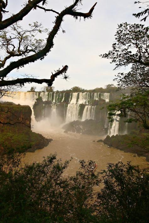 Argentina: Mighty Iguazú Falls