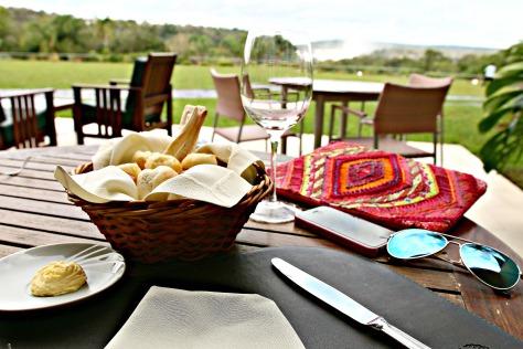 Lunch at Sheraton Iguazú