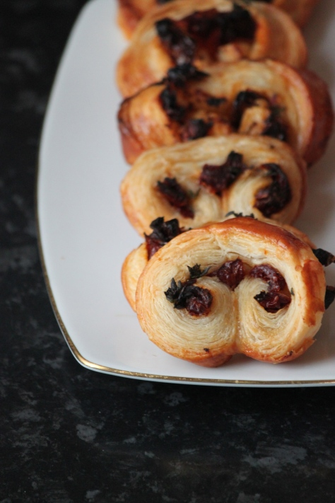then bake in the oven for 10–15 minutes until puffed up, crisp and golden-brown.