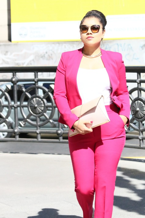 Matching Separates   Embrace the Power Suit