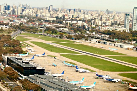 Flying High Amidst The Beautiful Airs of Buenos Aires