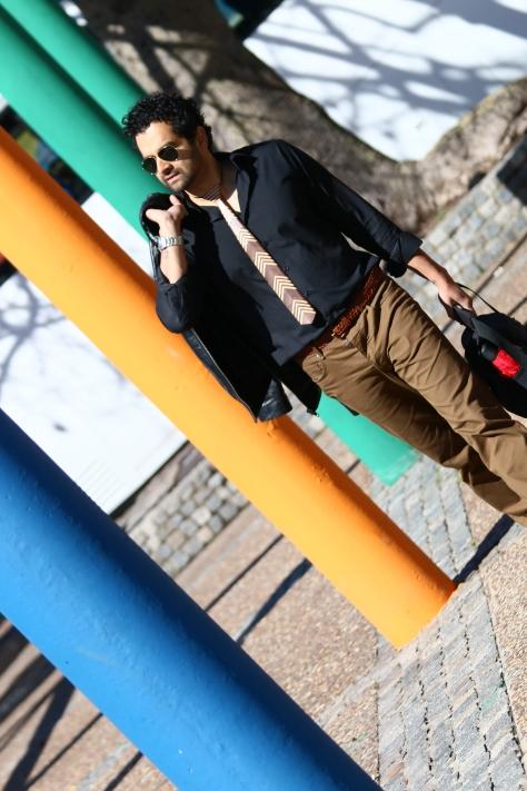 Trendspotting: Men's Wood Ties
