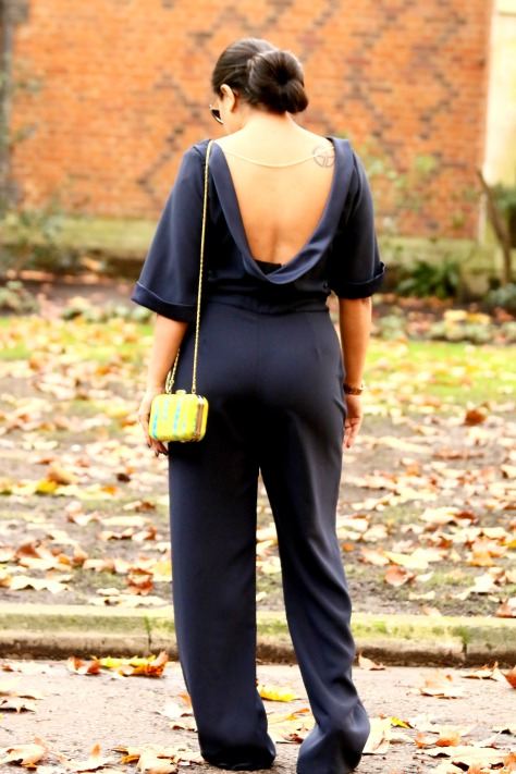 The Jumpsuit: Your Christmas Cocktail Attire