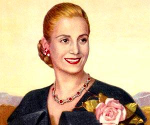 Eva Peron- A true style icon