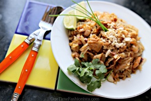 Bangkok's Best Street Food Pad Thai, Home-cooked in London