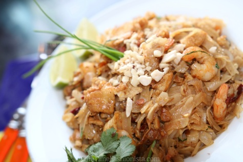 Bangkok's Best Street Food Pad Thai, Home-cooked in London