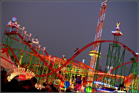 If you are Coaster crazy, this year sees no less than three roller coasters at Winter Wonderland including the exciting new Wilde Maus XXL!