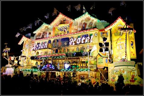 No Hiding from Fun & Fiesta: Hyde Park Winter Wonderland