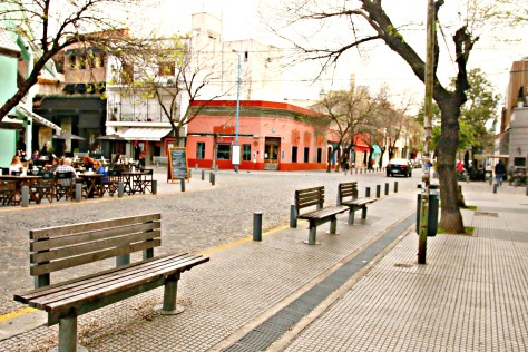 Off the beaten track in Palermo in Buenos Aires