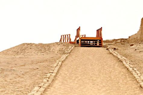 Pachacamac welcomes you to Peru