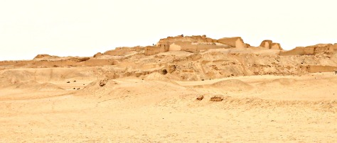 Pachacamac welcomes you to Peru