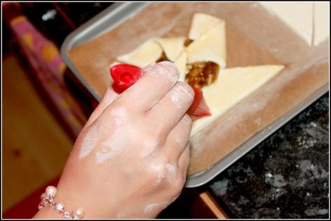 Christmas Baking: Tanusree's Star Mince Pies