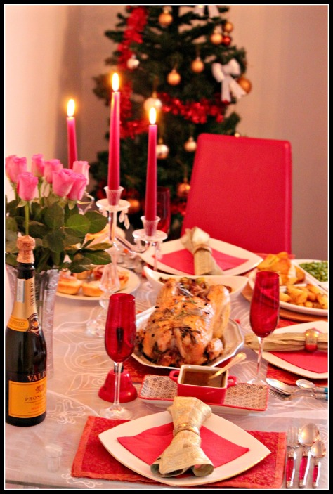 That Last Minute Christmas Lunch