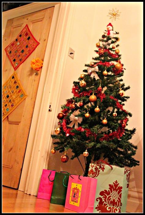 Christmas tree at my home