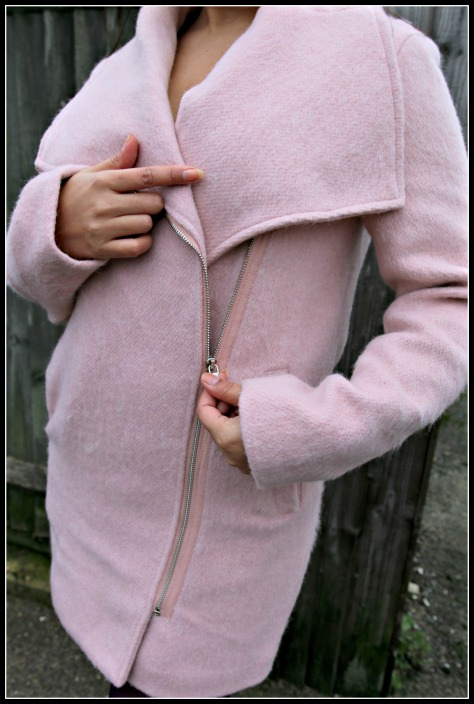 Think Pink- It's the Must-have Coat du Season
