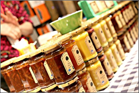 Honey and Chutney by The Cherry Tree, made in Dorset