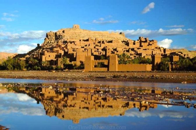 A Day Trip Near Marrakech: Visit The Kasbah Aït Benhaddou- A UNESCO World Heritage Site