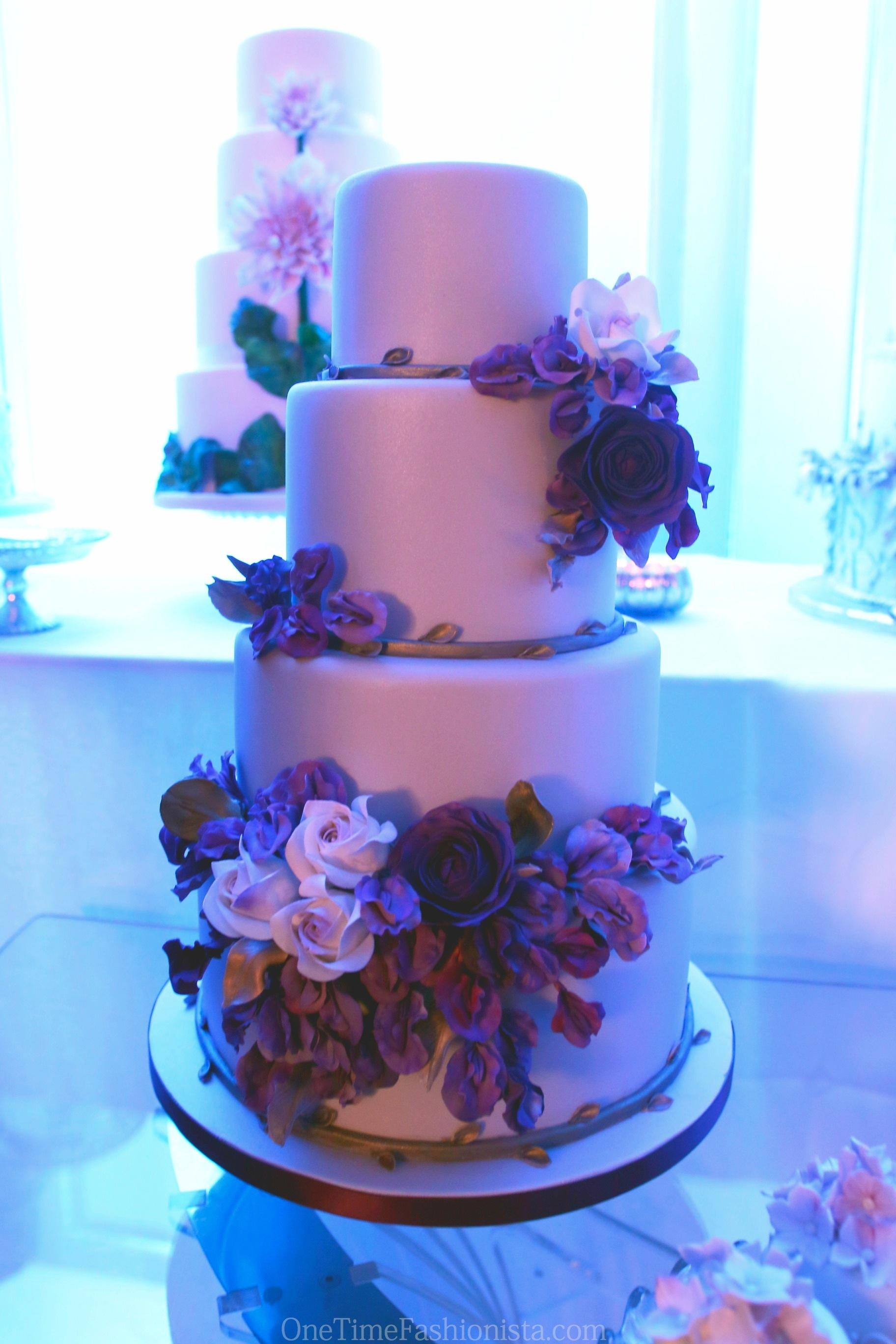Wedding Cake Creme Patissiere