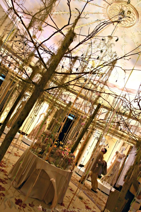 Fairytale wedding set designed by Zita Elze