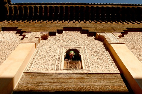 Named after the Almoravid emir Ali ibn Yusuf, Ben Youssef Madrasa (allied to the neighbouring Ben Youssef Mosque) is arguably the oldest and most important mosque/madrasa in Marrakesh