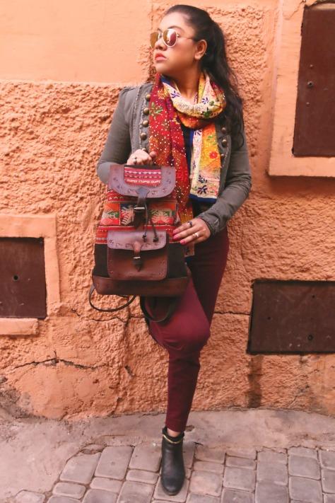 Burgundy Bandwagon Following Marrakech