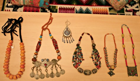 Berber jewellery haul from Morocco
