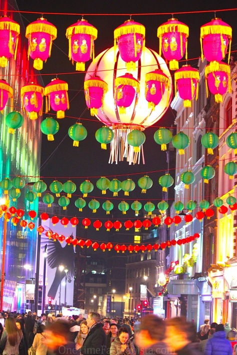 Welcoming the Chinese New Year of the Sheep