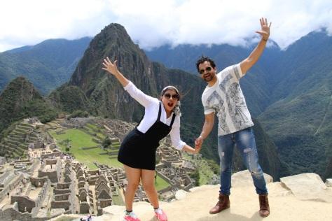 Mystic. Majestic. Mysterious. Machu Picchu