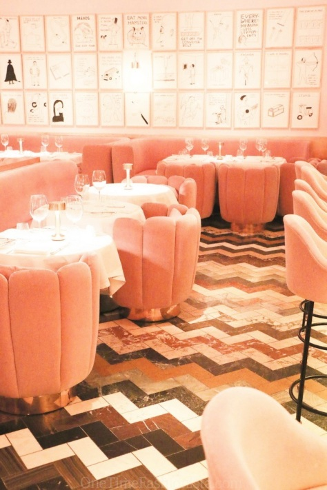 Valentine's Afternoon Tea Date At Sketch London