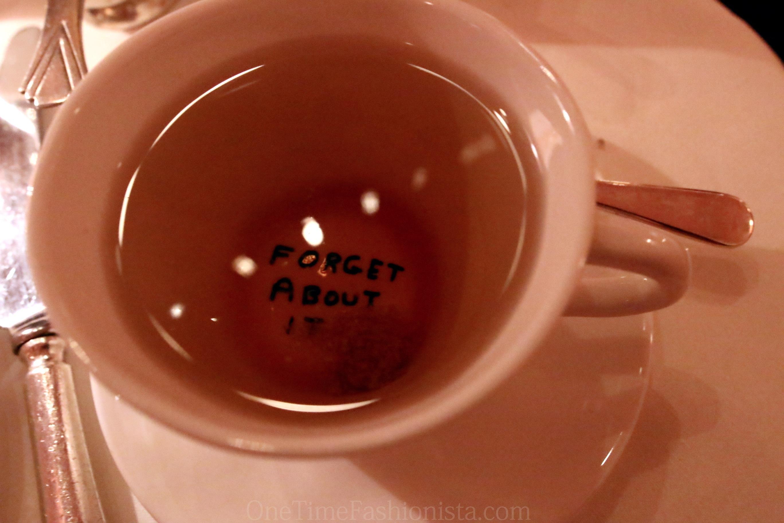 Tea dating