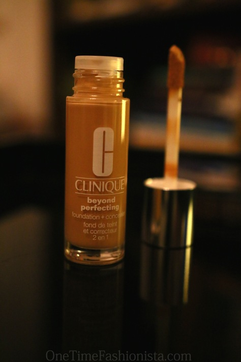Clinique's Beyond Perfecting Foundation and Concealer: A Travel Must-have