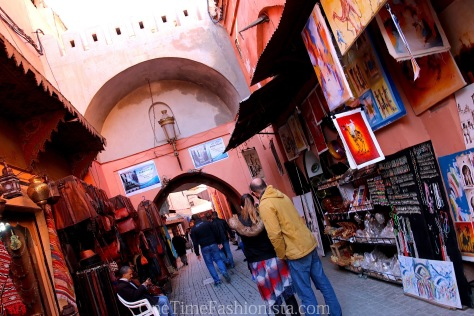 Chaos With A Character, Madness Of Marrakech Medina