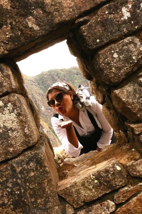 Mystic. Majestic. Machu Picchu