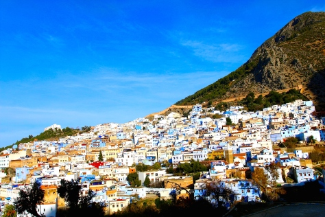 Charm Offensive of Blue Town Chefchaouen